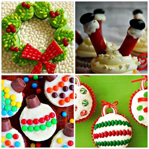 Cute Christmas Party Dessert Ideas