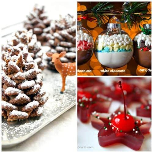 cute christmas party dessert ideas