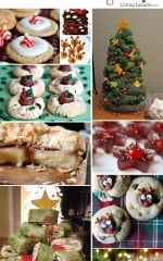 The Ultimate list of Christmas Party Recipes! LivingLocurto.com