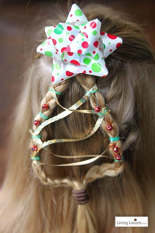 Phenomenal Christmas Tree Braid Cute Girls Hairstyle Short Hairstyles For Black Women Fulllsitofus