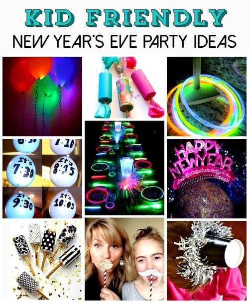 new years eve party ideas for kids new years eve kids activities and games