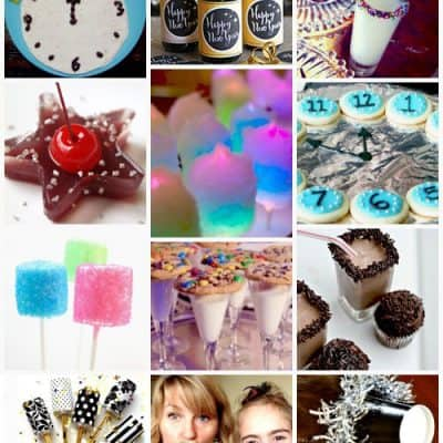40 New Year's Eve Party Ideas for Kids