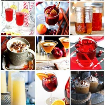 30 Amazing Party Cocktails   Drink Recipes