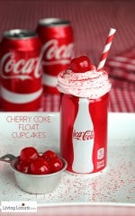 Cherry-Coke-Float-Cupcakes
