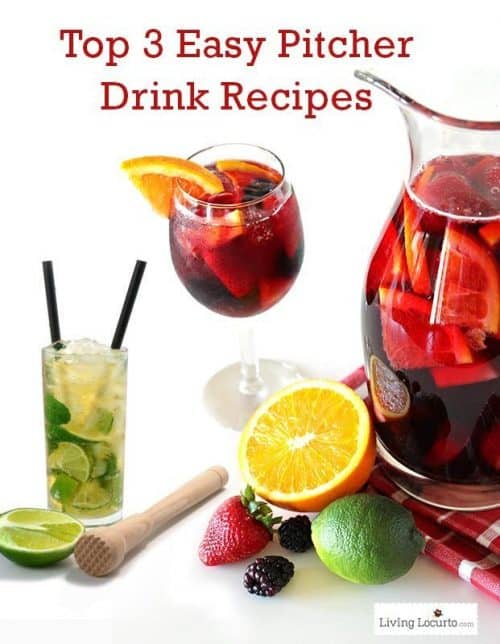 Top 3 Drinks Cocktails Recipes