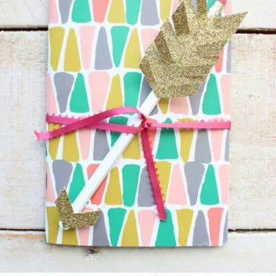 Valentine's Day Arrow Pencil | DIY Gift Idea