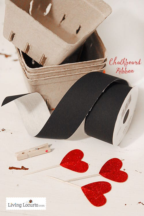 Chalkboard-Ribbon-Craft
