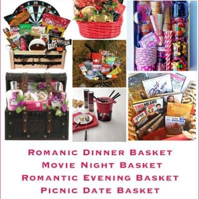 10 Date Night Baskets Valentine Giveaway