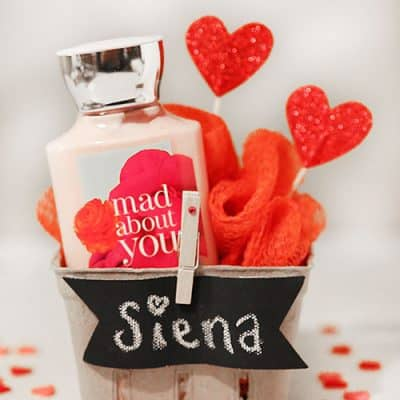 Sweet Valentine's Day Gift Packaging