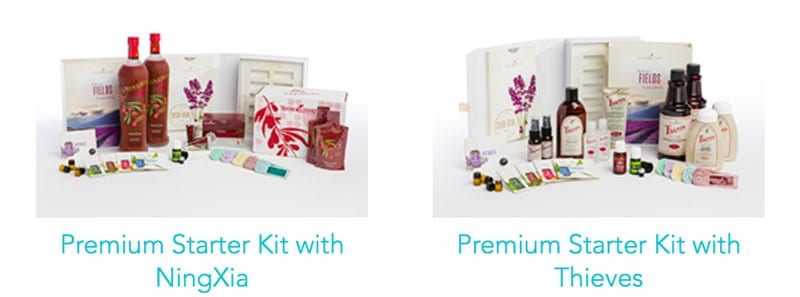 Young Living Premium Starter Kits