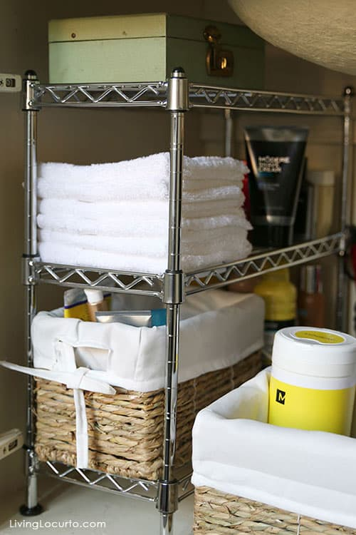 great organizing ideas for your bathroom cabinet bathroom organization makeover before and after photos - Bathroom Organizers Under Sink