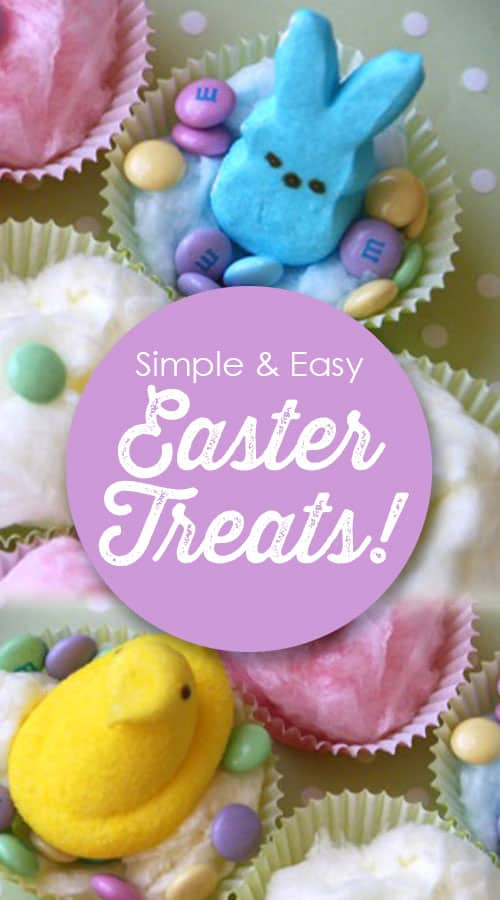 Easter peeps desserts bunny twinkie race cars easy no bake easter treats a few ideas that you can do in minutes with negle Choice Image