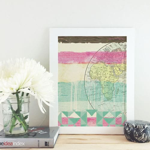 Dash & Ash Art - Free Pretty free iPhone Wallpaper to brighten your phone.