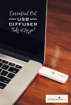 Essential Oils USB Diffuser