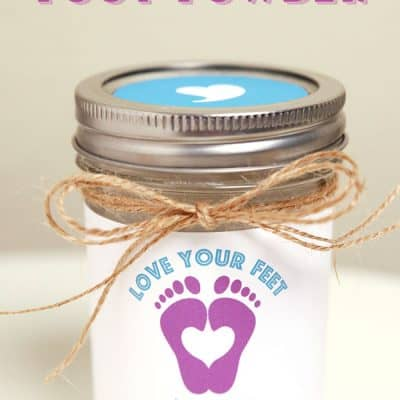 Miracle Foot Powder – No More Stinky Feet!