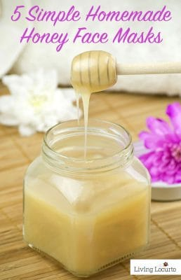 5 Simple DIY Honey Face Masks