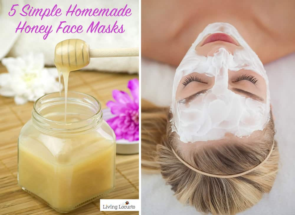 easy face mask recipes - HD 1380×1008