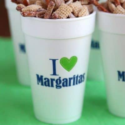 Margarita Chex Mix