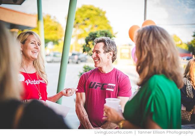 Pinterest Ambassador Dallas Spring Fling Meet-Up Party with Living Locurto. LivingLocurto.com