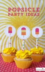 Popsicle-Cupcakes-DIY-Party-Ideas