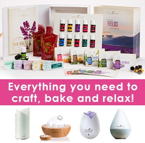Get Started with Essential Oils! Craft, Bake and Relax!
