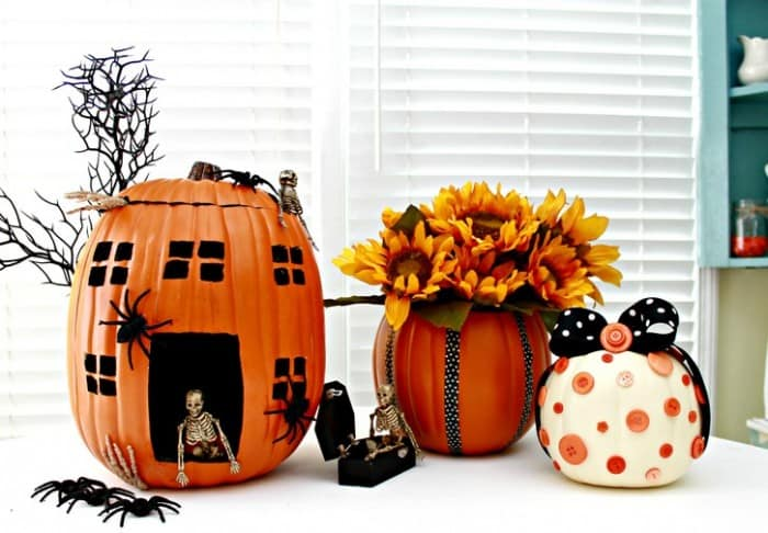 Pumpkin Decorating Party Ideas