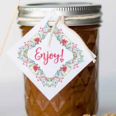 Vanilla Brown Sugar Body Scrub Recipe