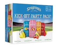 seagrams Escapes Kick off Party Pack