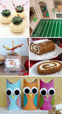 15 Fun Fall Party Ideas