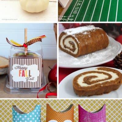 15 Fun Fall Party Ideas
