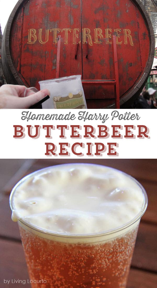 Harry Potter Homemade Butterbeer Recipe