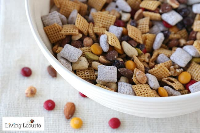 Harvest Hash Trail Mix Recipe