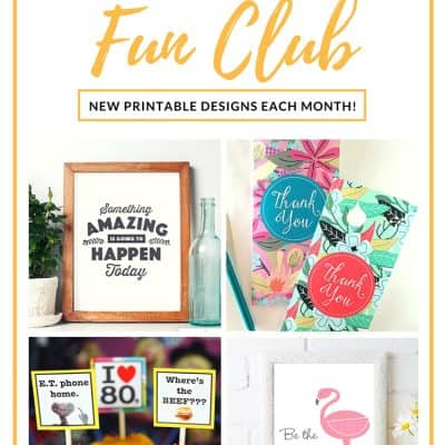 Living Locurto Fun Club Giveaway!