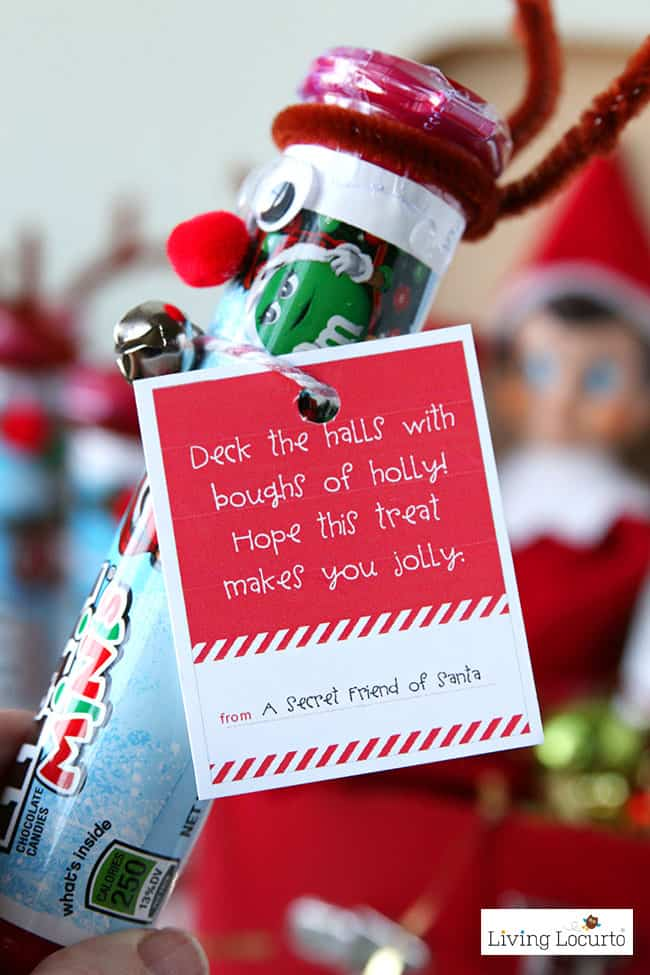 Random Acts of Kindness Elf Arrival Letter and gift ideas for your Elf on the Shelf. Cute printable for kids.