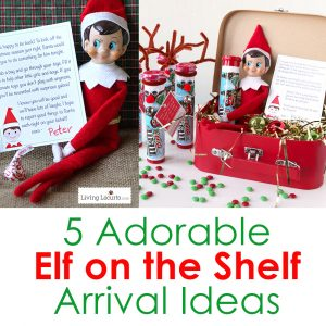 Elf-on-the-Shelf-Arrival-Ideas