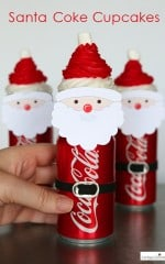 Santa-Christmas-Party-Coke-Can-Cupcakes