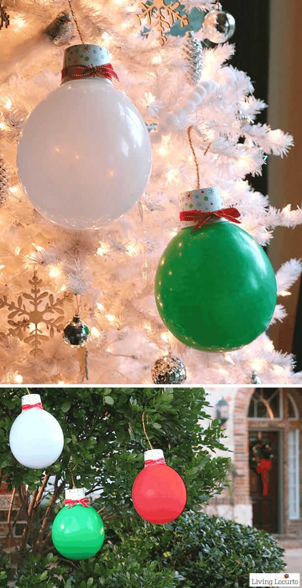 whether hosting a holiday party tacky christmas party or just want to go big - Christmas Bulb Decorations