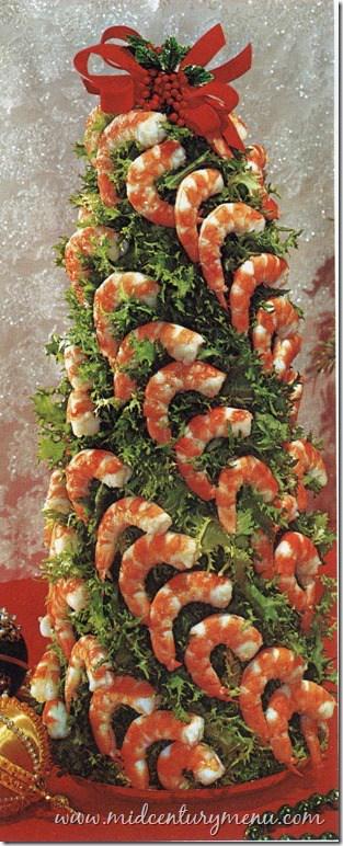 Christmas Food Recipes: Christmas Tree Vegetable Platter ~ A broccoli and tomato