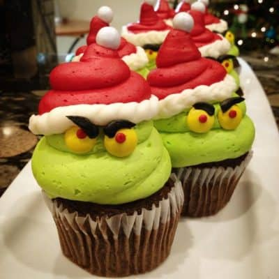The BEST Grinch Christmas Treats