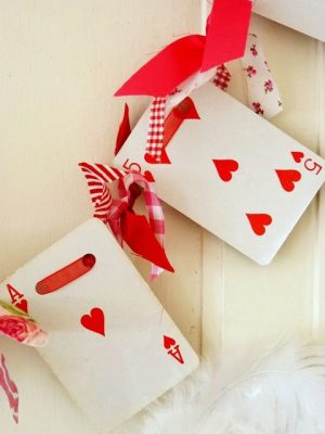 Card Garland Diy Home Decoration Ideas For Valentine S Day Easy To Make Home Decor