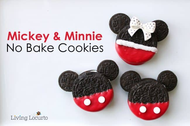 Mickey Amp Minnie Mouse Cookies Cute Disney Treats