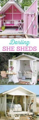 Darling She Sheds