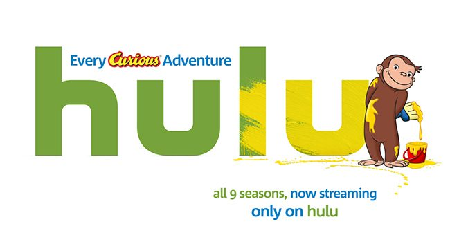 Curious George on Hulu