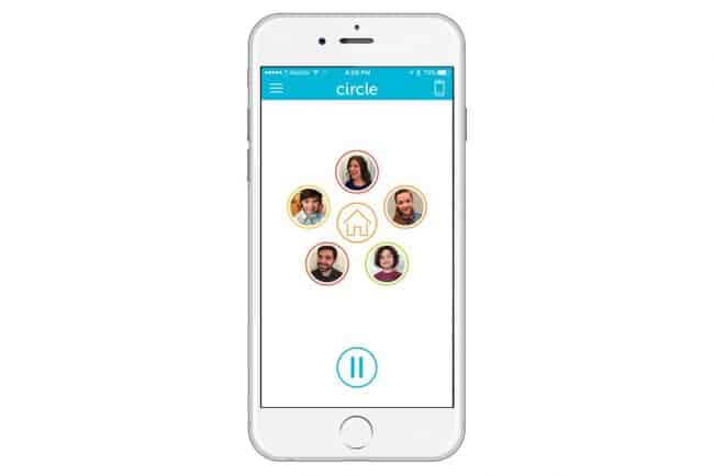 Circle with Disney - Best way to manage ALL online devices in your home. Perfect for the technology challenged parent. LOVE This!!