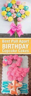 Best Birthday Cupcake Cake