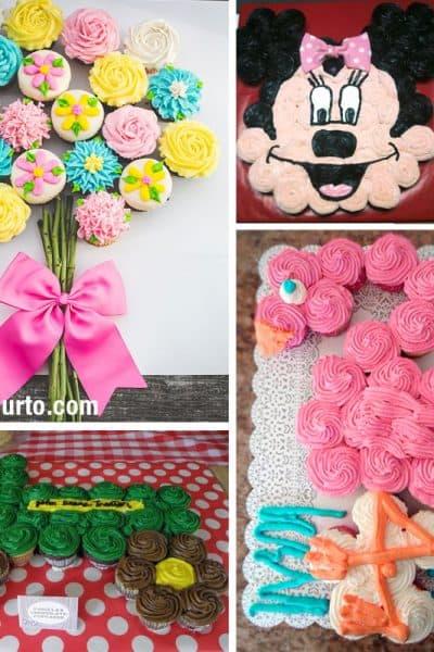 Best Birthday Cupcake Cakes | Pull Apart Cakes