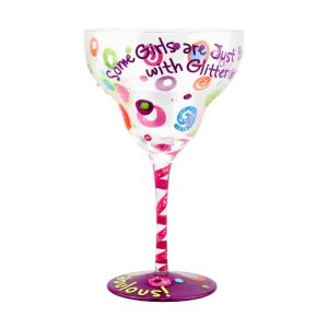 cute margarita glass