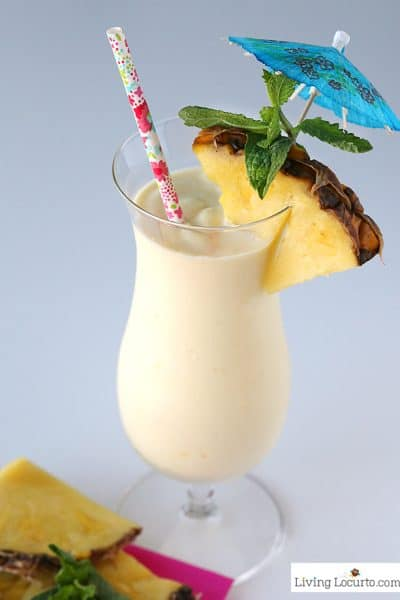 Frozen Pineapple Whip | Animal Kingdom Copycat Recipe