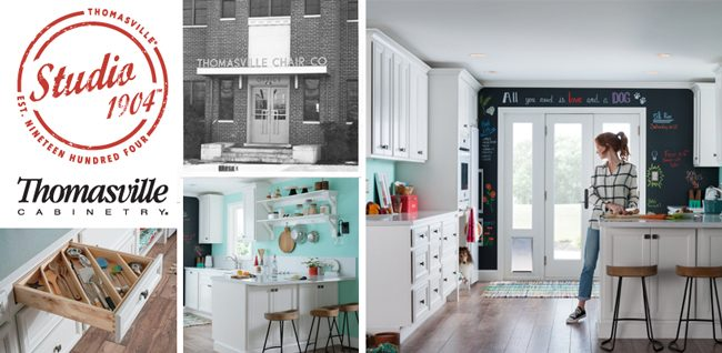 Studio 1904 Thomasville Cabinetry Kitchen - How to choose the perfect kitchen cabinets! Whether you are choosing to upgrade a few things or remodeling your kitchen, these handy tips and kitchen cabinet ideas will help to get you started! LivingLocurto.com