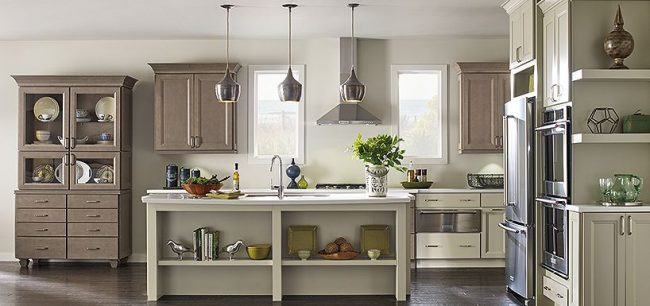 6 tips for choosing the perfect kitchen cabinets for Thomasville kitchen cabinets
